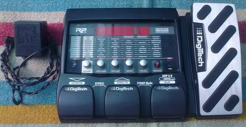 Guitar Multiple Efffect DIGITECH RP 355