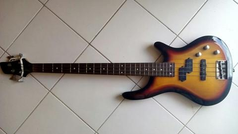 Jual Bass Caraya Original Warna Sunburst (Murah)