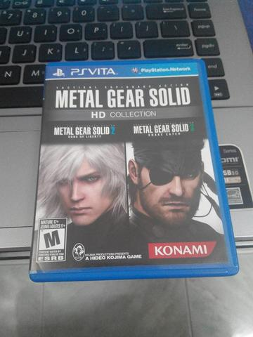 WTS Metal Gear Solid HD Collection PS Vita