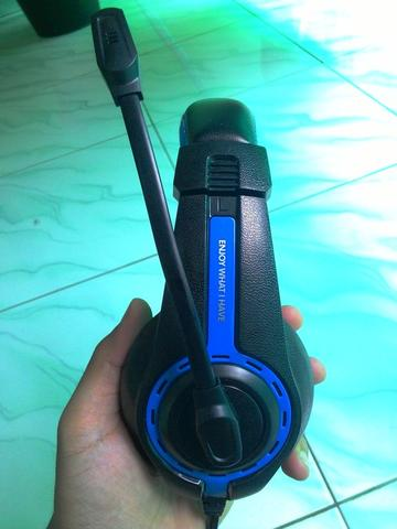 HAVIT Gaming Headset [HV-H2116D] - Blue