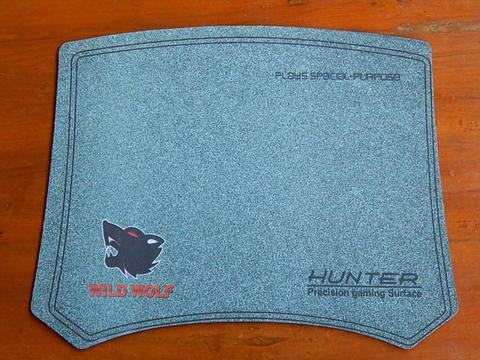 Mousepad Gaming Hunter murah
