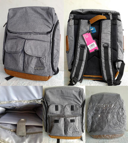 ooO Tas Laptop Ransel Polo Classic, Homme, Travel Time, Navy Club, Tracker, dll Ooo