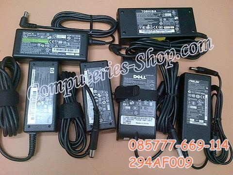 Adaptor Charger notebook acer Asus Dell Toshiba Sony hp Fujitsu Lenovo Macbook