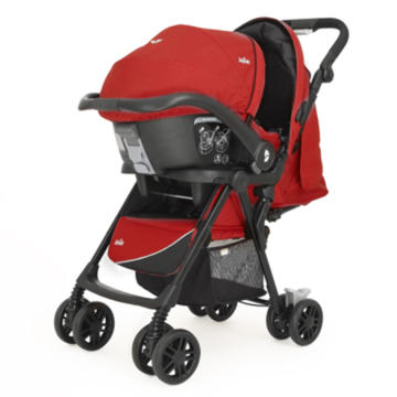 Joie Meet Aire Travel System