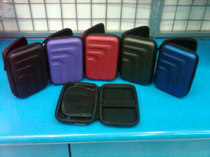 """[NinetyNine-Tech] Pouch / Dompet For External Harddisk 2.5"""""""
