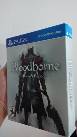PS4 Bloodborne Collector Edition [ REGION US] - NEW SEALED
