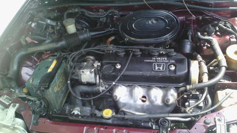 Grand Civic Manual 90 Mulus Istimewa Gan