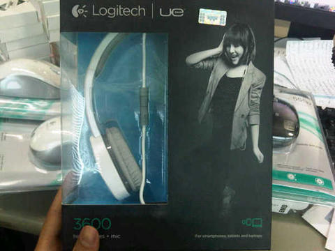 LOGITECH Ultimate Ears 3600 Headphone
