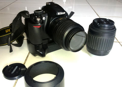 [HOT SALE] NIKON D3100 ALMOST LIKE NEW