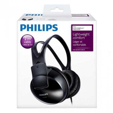 [CYBER] Ready Stock Headphone Philips Indoor Headphone SHP1900