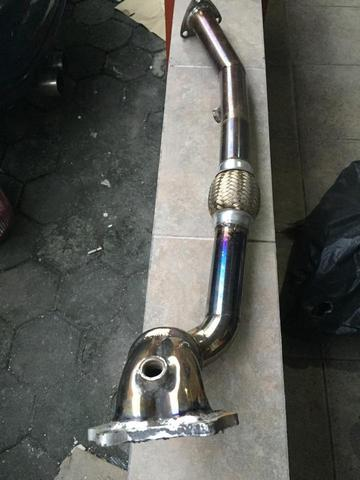Terjual Downpipe Frontpipe Js Racing By Undercontrol RS