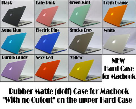 hardcase<apple<macbook<white<air<pro,retina<sarung<skin keyboard<aksesoris<anti gores