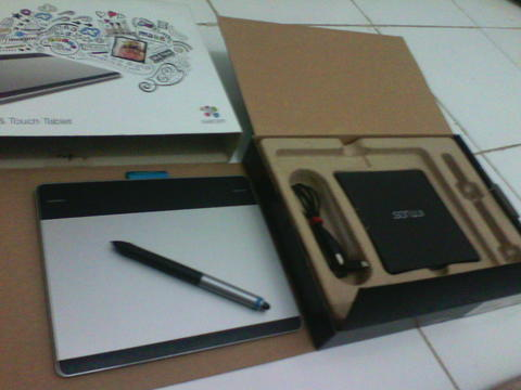 Pen Tablet Wacom Intuos