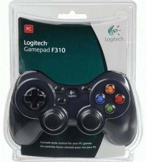 .::Logitech F 310 Wireless Gamepad (Logitech F310)::. // Limited !!!