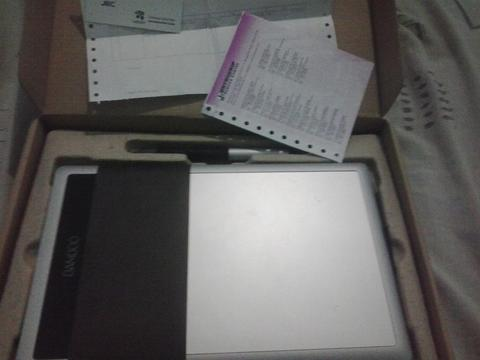 Tablet gambar Bamboo Manga by Wacom