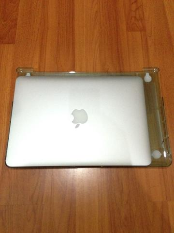 Crystal Case + tas macbook pro 15inch murah