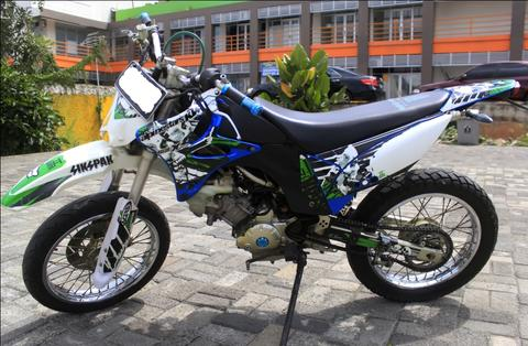 Info 30 Modifikasi Trail Jupiter Mx