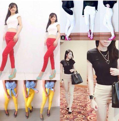 [stary] SUPPLIER COTTON PANTS MURAH READY STOCK ADA 65 WARNA CUMA IDR 65.000 ALL SIZE