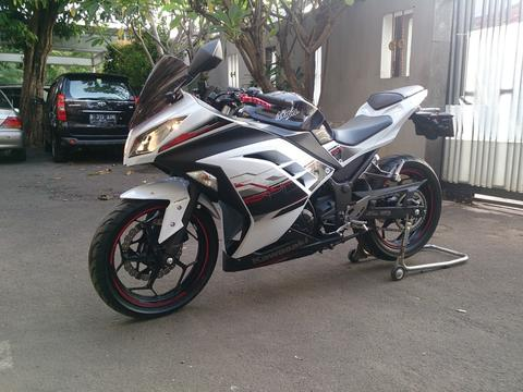 KAWASAKI NINJA 250 FI ABS 2014 SIMPLE MODIF (not R25, CBR 250, Z250)