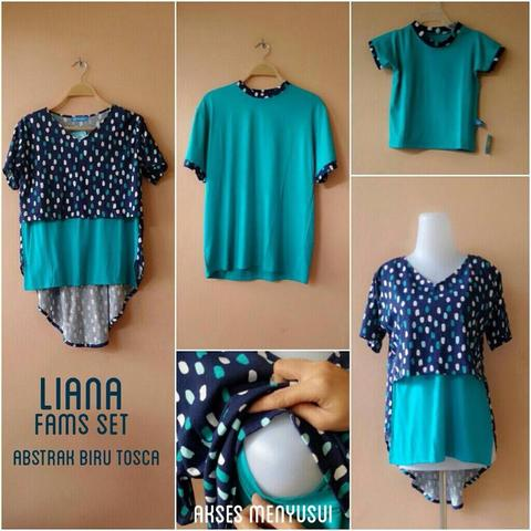 Liana Tosca Family Set
