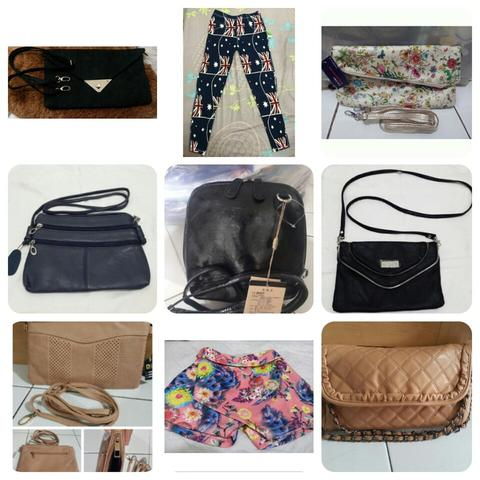 Supplier FIRSTHAND Tas,baju,celana Ready Stock & Real Picture TERMURAH UNDER 100rb