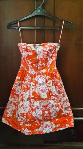 ZARA ORIGINAL DRESS SPRING FLOWER COLLECTION
