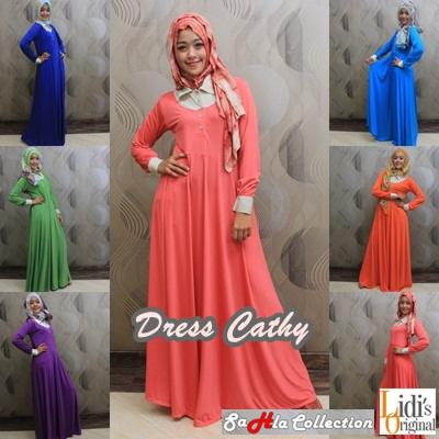 BEAUTIFUL MUSLIMAH DRESS