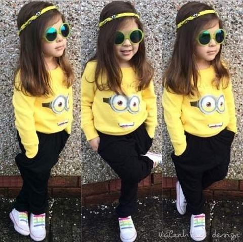 SET MINION KIDS | supplierbajugrosir.com