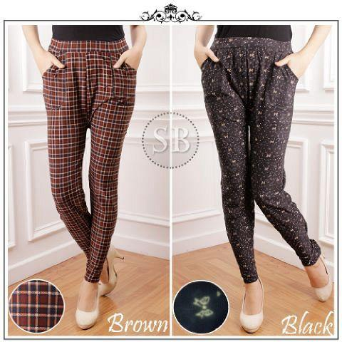 SQUARE RIBBON PANTS | supplierbajugrosir.com