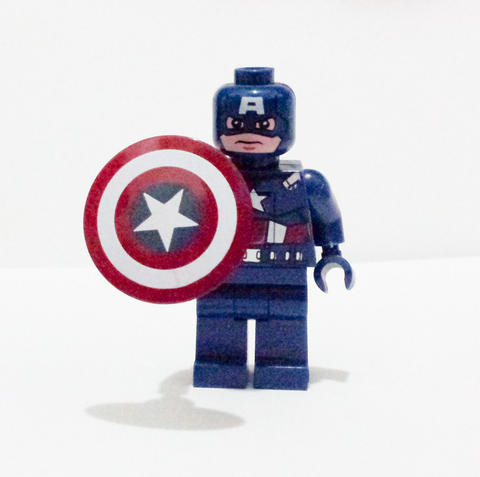 senter lego captain america avenger loose