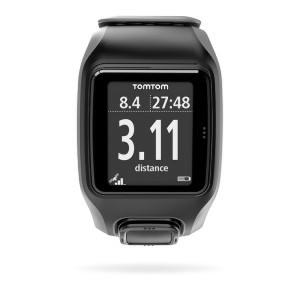 WTS : Tomtom Multi Sport Watch for Running, Cycling & Swimming
