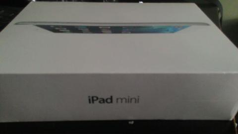 IPAD Mini 2 16g Wifi Cell Silver BNIB