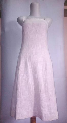 dress vintage warna pink