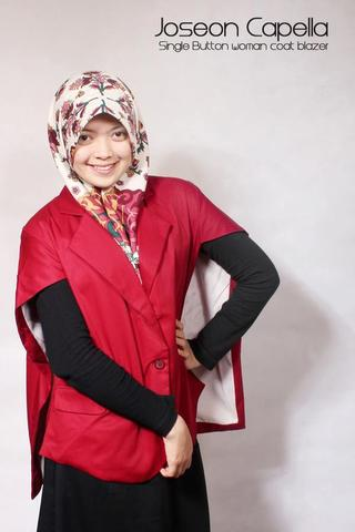 ORIGINAL WOMEN'S JAS,BLAZER,COAT,TRENCH COAT,PARKA BY JOSEON BANDUNG