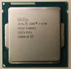 i7 4790 Haswell