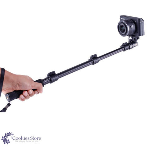 [12] YunTeng 4-Section Monopod for Action Camera / Mobile phones / Camera