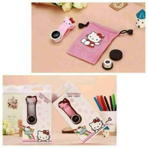 Fisheye Hello Kitty 3 in 1