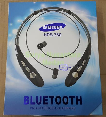 Headset Stereo Bluetooth Samsung - Support Media + Call + MicroSD