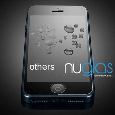 [sLAWdown] ORIGINAL Nuglas Tempered Glass for your gadget