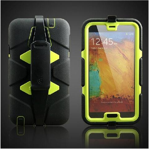 OUTDOOR CASE TAHAN BANTING GRIFFIN SURVIVOR SAMSUNG GALAXY NOTE 3/S4/S5/spigen