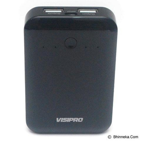 Powerbank Visipro 7800 Mah , real capacity