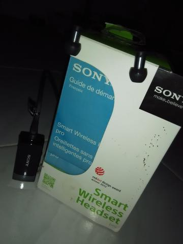 Sony Smart Wireless Headset Pro MW 1