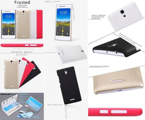 AKSESORIS Flip Hard CASE Oppo Find 7-5-Mini-R1X-R1-N1-R5-N3-Neo K-Mirror 3-Yoyo Soft
