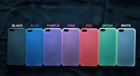 [BEST SELLER] Ultrathin Case 0.3mm iphone 4 / 4s / 5 / 5s /5c
