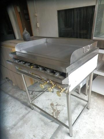 Best Quality Gas >> Jual Gas Griddle Flat Griddle Strip Broiler Best Quality Promo Paling Murah