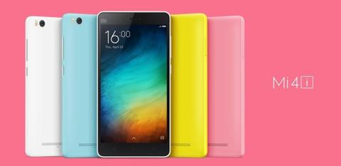 XIAOMI MI4i WHITE BRAND NEW IN THE BOX GARANSI RESMI INDONESIA