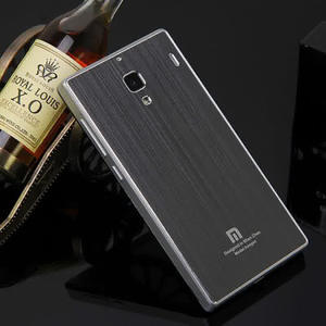 XIAOMI REDMI NOTE,NOTE 4G/METAL CASE,3D RHOMBUS,TEMPERED GLASS BACK CASE,MOCOLO GLASS