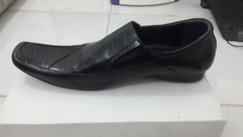 Sepatu Formal Pantofel Louis Vuitton KW Super size 41 42 Like New Mulus ! 49aa28d177