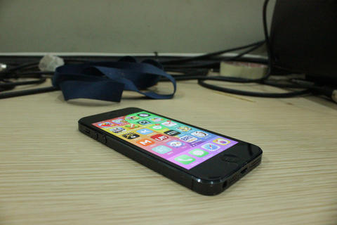 Iphone 5 such 16gb malang