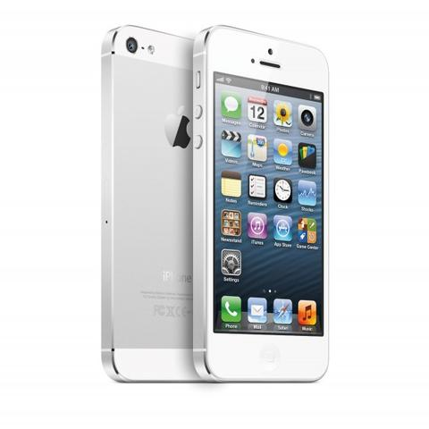 APPLE iPhone 5-32GB, White